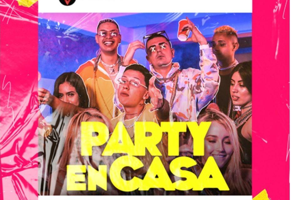 Paisa, Blessed y Flako Gallego estrenan su nuevo single 'Party En Casa'