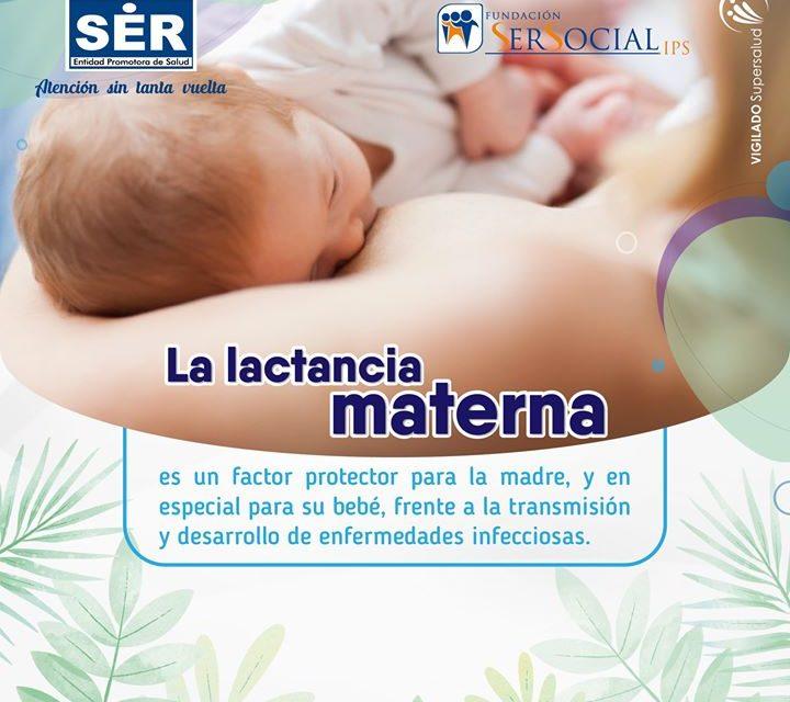 Lactancia materna por un mundo más saludable