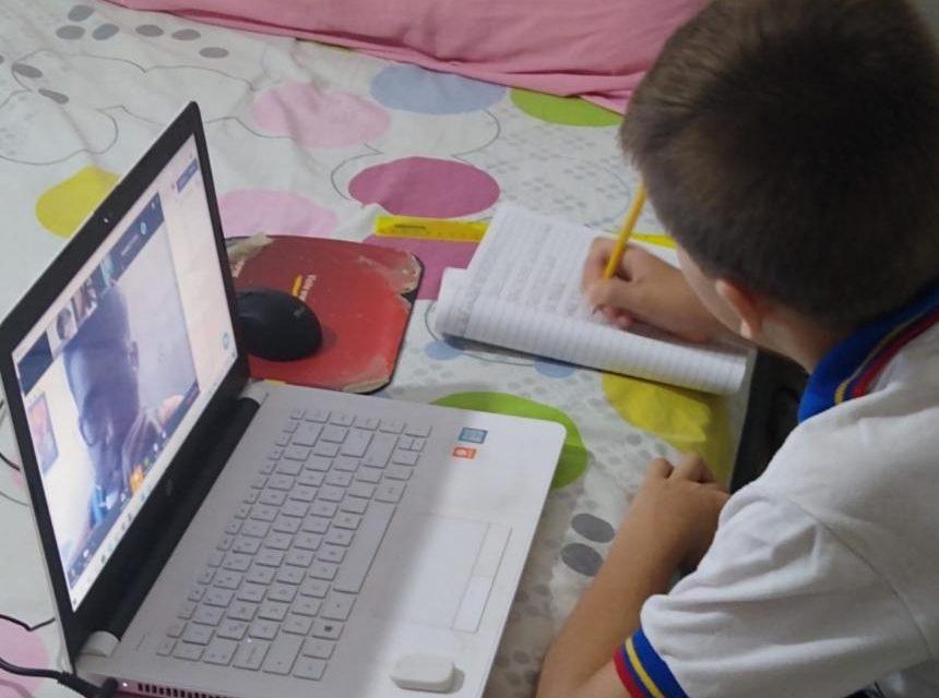 Continuarán las clases virtuales en los colegios de Bolívar