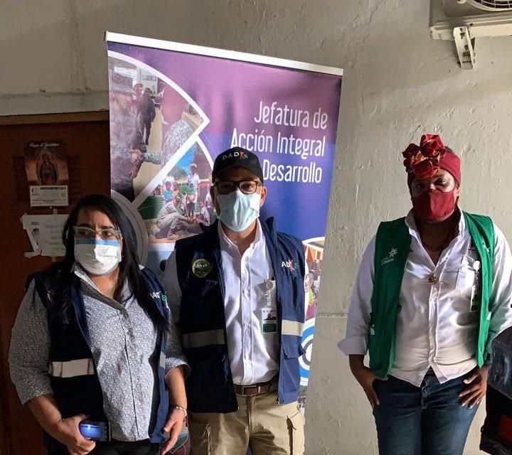 DADIS recibe donación por parte de la fundación Telefónica Movistar