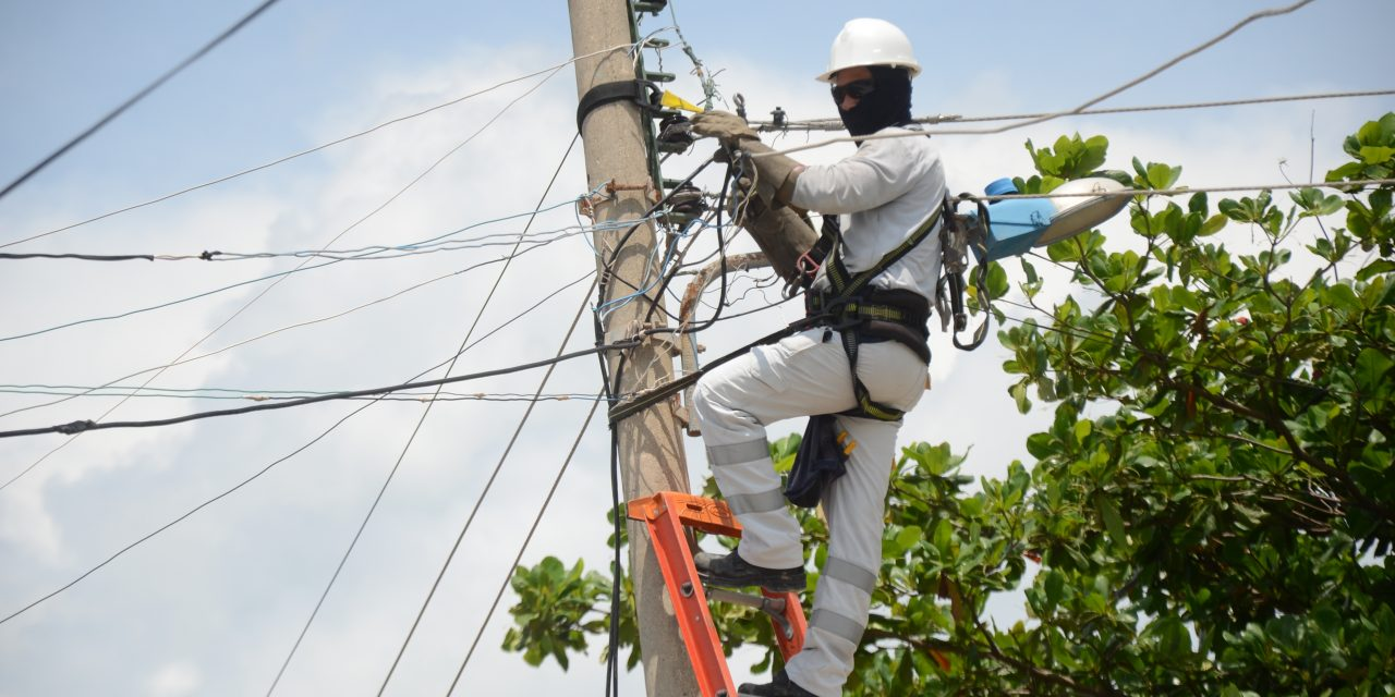 Electricaribe adelantará mejoras en los circuitos Candelaria 2 y Villa Estrella 4