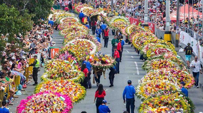 """""""Tierra de flores"""": homenaje a la Feria de las Flores"""