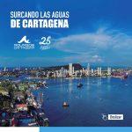 """""""Surcando las Aguas de Cartagena"""", un libro que regala Acuacar para valorar los recursos hídricos locales"""