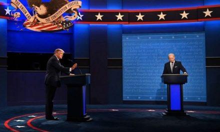 Debate Biden vs. Trump: un caótico enfrentamiento