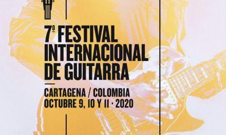 Séptimo Festival Internacional de Guitarra presentará su agenda
