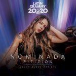 """Pitizion nominada a los Grammy Latinos 2020 en la categoría """"Mejor Nuevo Artista"""""""