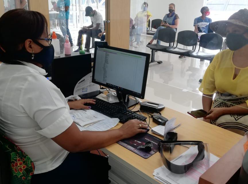 Descuentos en multas y derechos de tránsito en Tránsito de Turbaco