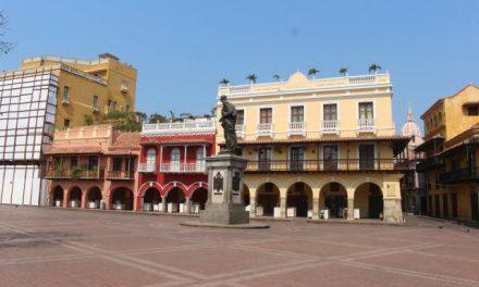 Cartagena, una ciudad devastada económicamente por la pandemia