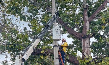 Desmontan un transformador conectado ilegalmente