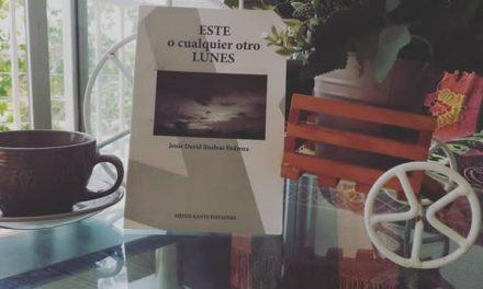 """""""Este o cualquier otro lunes"""", una novela para subrayar"""