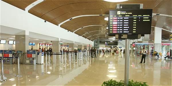 Aeropuerto Rafael Núñez reinicia vuelos internacionales