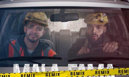"""Bonfante se une con Kewin Cosmos para lanzar """"Mala Fama Remix"""""""