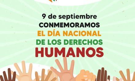 Personería de Cartagena conmemora el día nacional de los derechos humanos