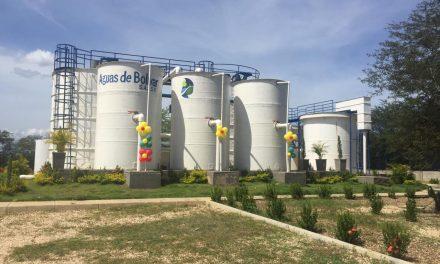 Alta calificación para el Plan Departamental de Agua de Bolívar