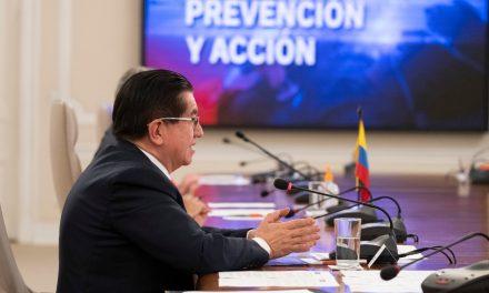 Situación de Colombia tras seis meses de covid-19