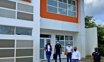 Personería acompaña al Dadis en vigilancia a centros de salud de Cartagena