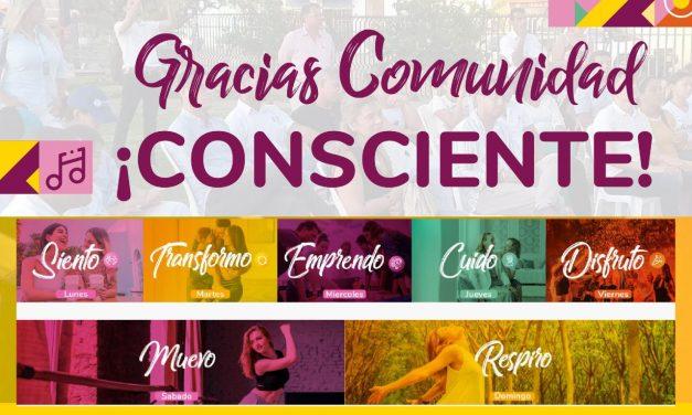 Festival del Amor Consciente en su versión número 18 fue un éxito