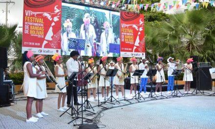 El octavo Festival Departamental de Bandas se realizará de manera virtual
