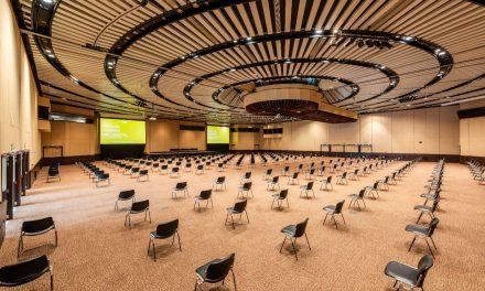 Fueron certificados los protocolos de bioseguridad del Centro de Convenciones Cartagena de Indias