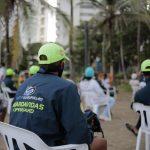 Cuerpo de salvavidas de Cartagena se alista para la apertura de playas bioseguras