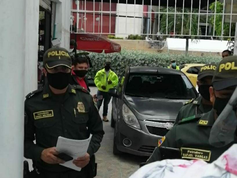 Asolibre denuncia abuso de autoridad por parte de uniformados de la Policía Nacional