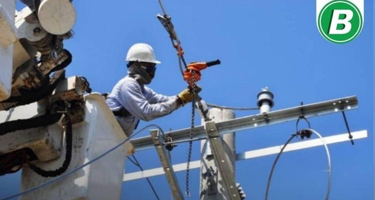 Electricaribe anunció un apagón este sábado