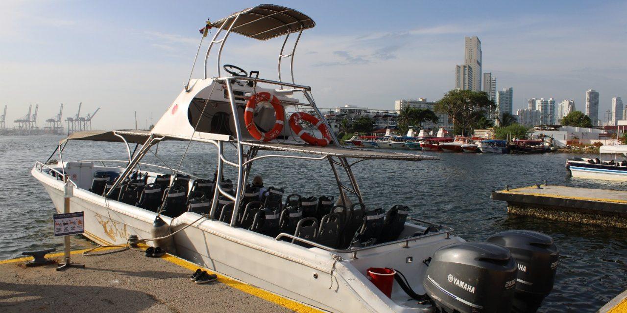 Dimar: únicos puntos autorizados para zarpe de embarcaciones