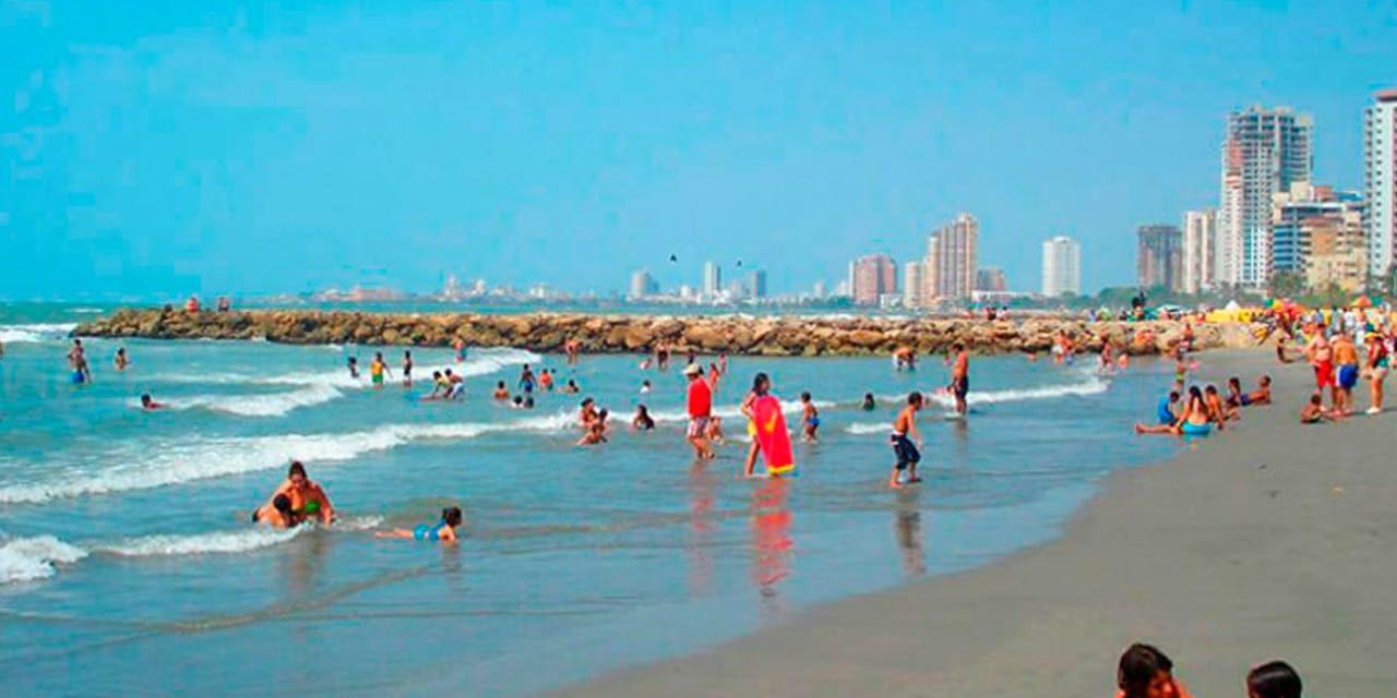 Mediante reserva se permite el ingreso a playas en Octubre