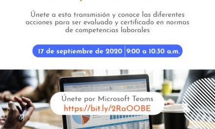 SENA realiza I Feria Virtual de Evaluación y Certificación Laboral