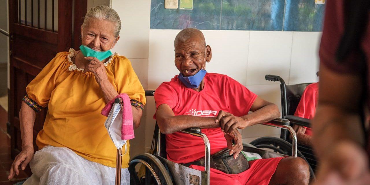 Adultos mayores de Isla Fuerte podrán volver a combrar subsidio económico