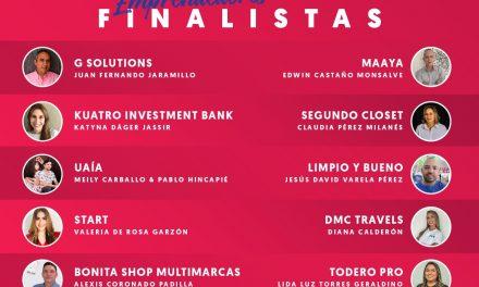 El programa 'Acelera Región' de INNpulsa Colombia graduó a 10 emprendedores de Cartagena