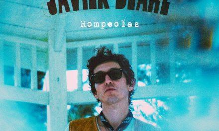 """""""Rompeolas"""" el segundo sencillo como solista de Javier Blake"""