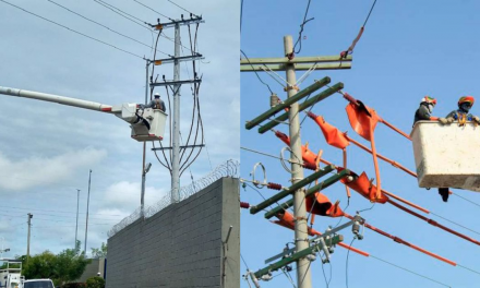 Afinia ejecutará mejoras en redes eléctricas de Bolívar