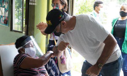 Alcaldía promueve campaña de autocuidado para adultos mayores