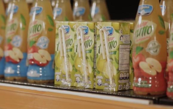 Alpina implementa pitillos de papel biodegradables en sus productos