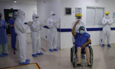 Bolívar alcanza el 92% de recuperados por covid-19