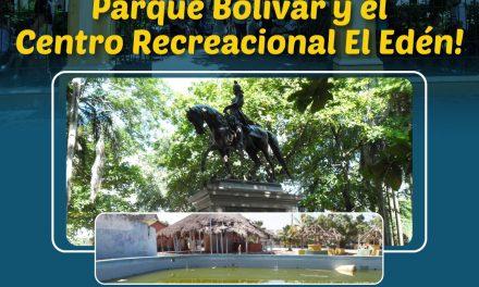 Gobernación recuperará Centro Recreacional 'El Edén' y Parque Bolívar en el Centro Histórico de Cartagena