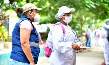 Distrito de Cartagena hace un llamado a la ciudadanía por aumento de casos Covid-19
