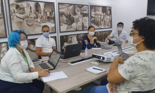 Empresarios de Emiratos Árabes, EE.UU. y Canadá interesados en invertir en Cartagena