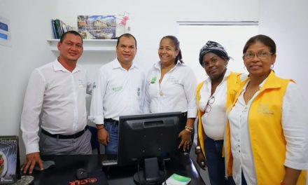 Alcaldía de María La Baja inauguró oficina municipal de restitución y legalización de tierras