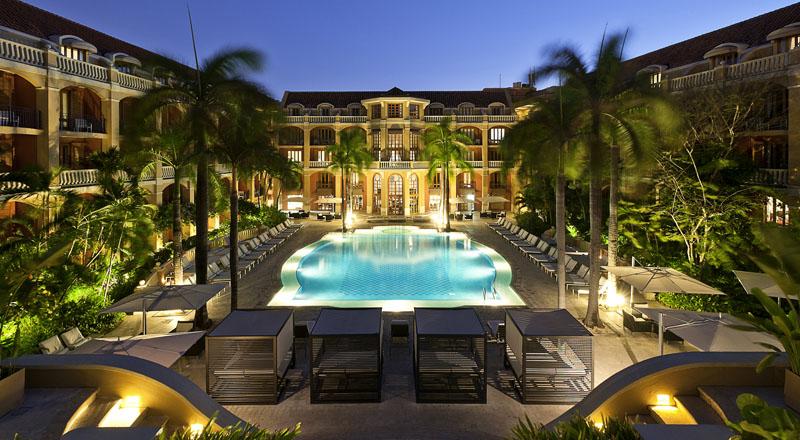 Hoteles Accor, distinguidos entre los mejores del mundo por Condé Nast Traveler