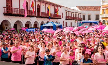 Marea Rosa, la estrategia de Mutual SER EPS que busca sensibilizar acerca del Cáncer de Mama