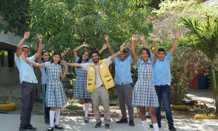 Institución Educativa Rosedal se encuentra entre las 100 mejores iniciativas de la Semana Mundial de la Educación
