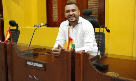 Concejal Javier Julio Bejarano reclama presidencia del concejo por las minorías, para el año 2021