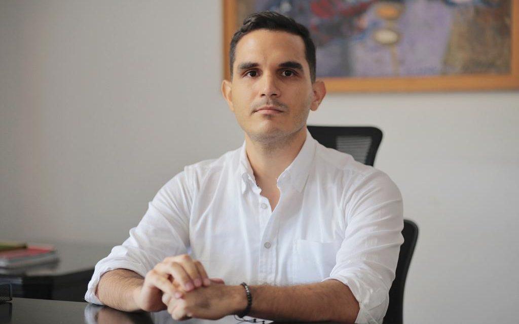 El ingeniero Luis Villadiego, nuevo secretario de Infraestructura
