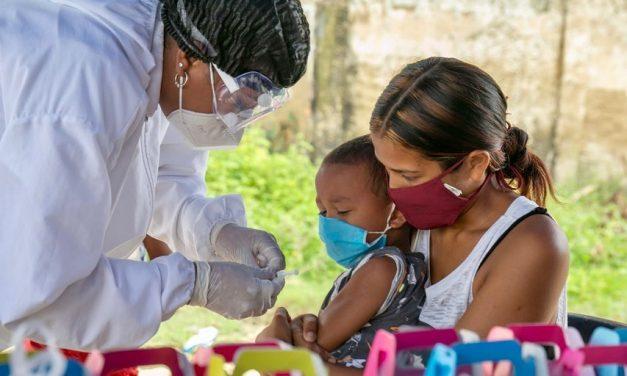 Mutual Ser EPS realiza Jornada Nacional de Vacunación