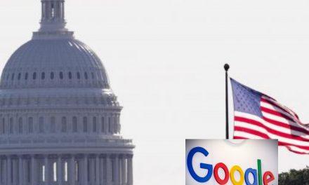 Gobierno de los Estados Unidos demanda a Google