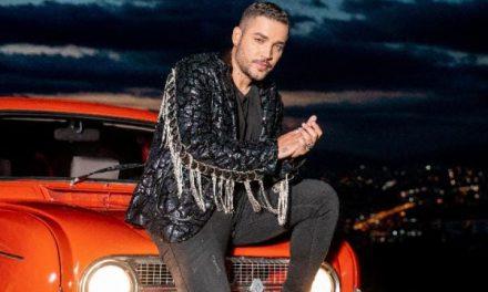 Jessi Uribe Ganador en los Latino Show Music Award 2020