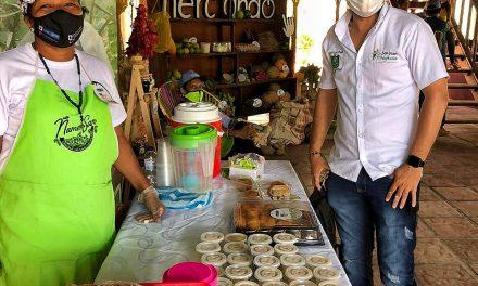 Pequeños productores dan un salto al comercio virtual