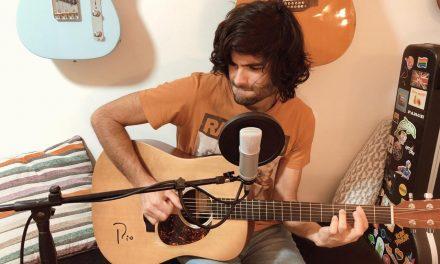 Pio Perilla presenta [Desde Casa], una serie de canciones acústicas en vivo